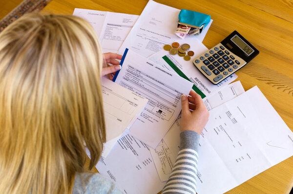 Att ansöka om skuldsanering